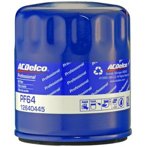 Pf on Gm Fuel Filter