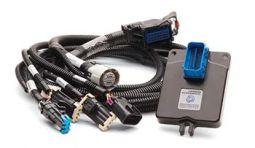 chevrolet performance automatic transmission controller kit - pre  programmed for 4l60e, 4l65e, 4l70e